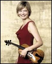 This month Russian violinist Alina Ibragimova will be taking part in a series of unique audio-visual concerts.
